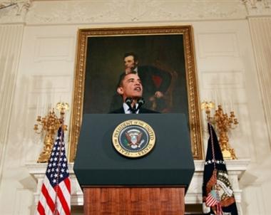 أوباما يوجه باتخاذ حزمة من الاجراءات لمواجهة الاخفاقات في بنية النظام الامني