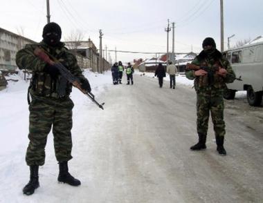 احتجاز وتصفية اكثر من 250 عنصرا  من العصابات الاجرامية بداغستان عام 2009