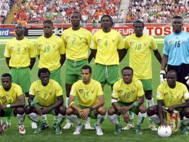 إصابة عدد من لاعبي منتخب توغو إثر تعرض حافلتهم المتوجهة الى أنغولا لهجوم مسلح