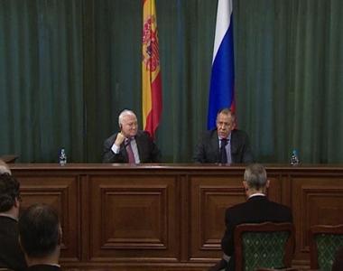 لافروف: المفاوضات الروسية ـ الامريكية حول الاسلحة الهجومية الاستراتيجية ستستأنف في النصف الثاني من الشهر الجاري