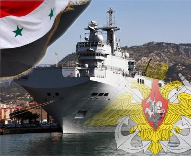 روسيا ستنجز تحديث ميناء طرطوس السوري عام 2011