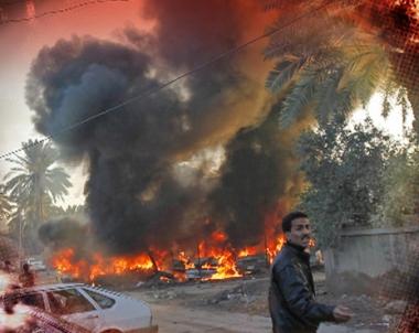 مقتل 7 أشخاص في تفجير انتحاري بالفلوجة