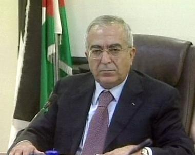 فياض ينفي اتهامات إسرائيل له بالتحريض على معاداتها