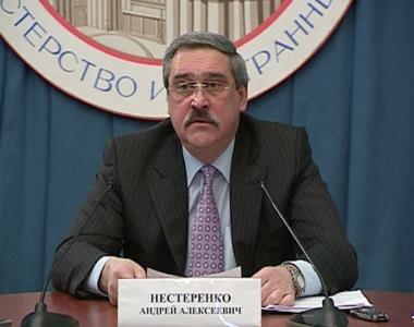نيستيرينكو: موسكو تنتظر من الرئيس الاوكراني الجديد انتهاج سياسة مسؤولة تجاه روسيا