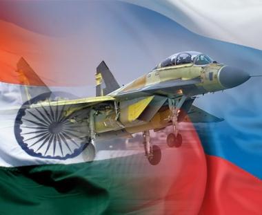 الهند تنوي شراء 29 مقاتلة بحرية روسية