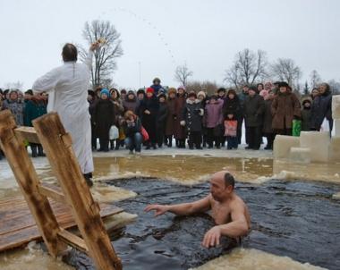 الأرثوذكس الروس يستعدون للاحتفال بعيد الغطاس المجيد