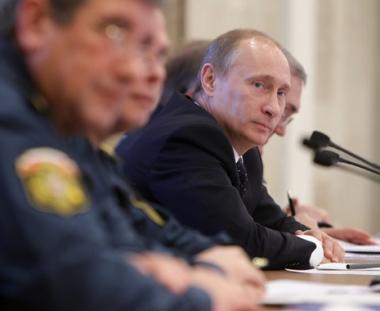 موظفو وزارة الطوارئ الروسية انقذوا العام الماضي اكثر من 150 الف شخص