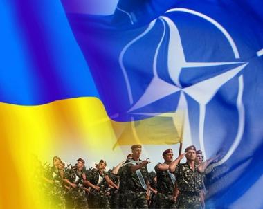 قوات اوكرانية قد تنضم الى قوات الرد السريع لحلف الناتو في عام 2015