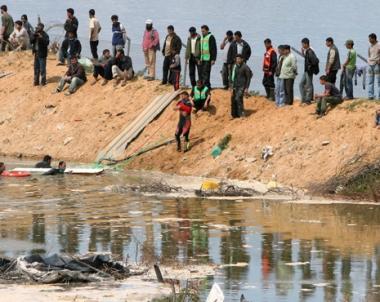سيول غزيرة في القطاع المحاصر توحد غزة ورام الله بمناشدة المجتمع الدولي للبت حول مسؤولية اسرائيل