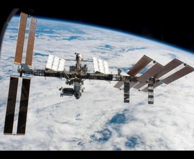 المحطة الفضائية الدولية تقوم  بتصحيح مدارها