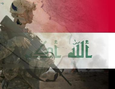 القوات الامريكية تخلي مواقعها في الانبار وتسلمها للجيش العراقي