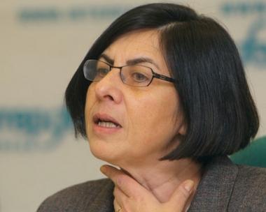 السفيرة الاسرائيلية : تل ابيب ترحب بزيارة عباس الى روسيا