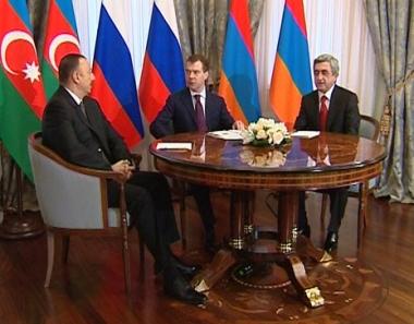 ارمينيا واذربيجان ستعدان اقتراحاتهما بصدد مبادئ مدريد حول قره باغ