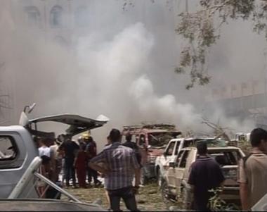 بيانات رسمية تشير إلى ازدياد اعمال العنف في العراق