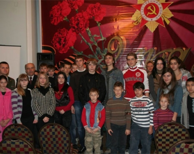 القاهرة  تحيي ذكرى  أبطال الحرب الوطنية في روسيا