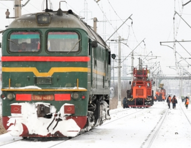 انفجار جديد على خطوط سكك الحديد في بطرسبورغ