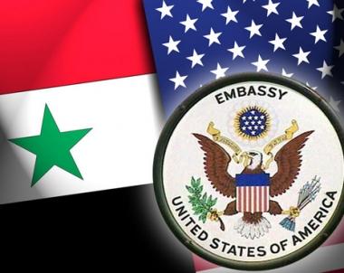 سورية تتلقى طلبا من الولايات المتحدة باعتماد سفير لها في دمشق