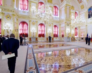 مدفيديف: زيارة العاهل الاردني القادمة لروسيا ستعطى زخما جديدا للعلاقات الثنائية
