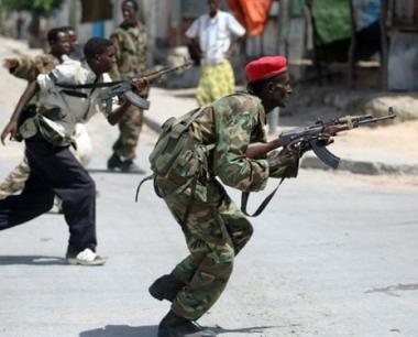 مقتل 9 أشخاص في اشتباكات بين قوات الحكومة الصومالية وإسلاميين في مقديشو