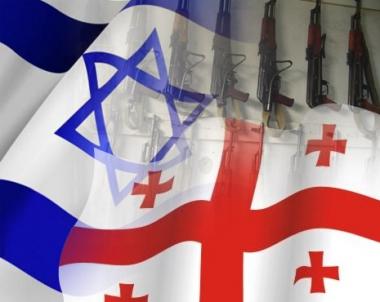 اسرائيل تنوي توريد دفعة كبيرة من الاسلحة الى جورجيا