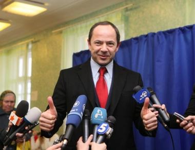 سيرغي تيغيبكو مستعد لترأس الحكومة الأوكرانية بعد فوز يانوكوفيتش بمنصب الرئاسة