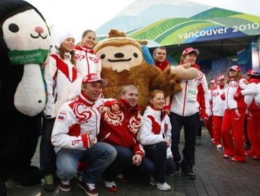 أمل روسيا في أولمبياد فانكوفر 2010