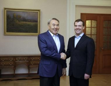 روسيا تدعم مبادرة كازاخستان لعقد قمة منظمة الأمن والتعاون في أوروبا