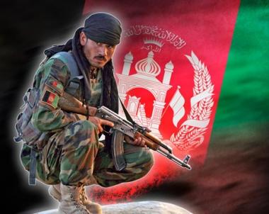 مقتل 12 مسلحا أفغانيا في غارة جوية قرب الحدود مع باكستان