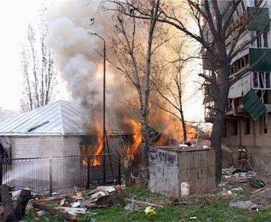 مقتل 2 من رجال الشرطة وجرح 35 اخرين نتيجة انفجارات في نازران الروسية