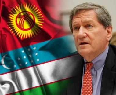 الرئيسان الاوزبكي والقرغيزي يؤكدان استعدادهما للتعاون مع الولايات المتحدة في القضية الافغانية