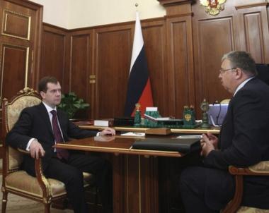 هيئة الجمارك الفدرالية الروسية مستعدة لتنشيط التعامل مع اوكرانيا بغية انضمامها مستقبلا الى الاتحاد الجمركي