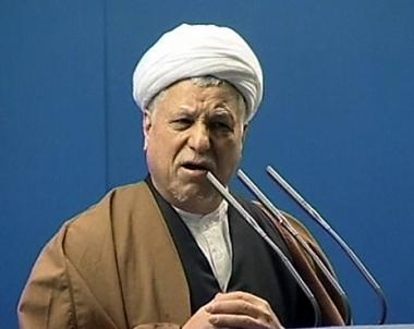 رفسنجاني يرفض ما جاء في تقرير الوكالة الذرية.. وراسموسن يقول ان دول الاطلسي قد تضطر لحماية نفسها