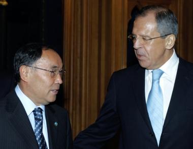 لافروف يشير الى تطابق وجهتي النظر الروسية والكازاخية من إصلاح منظمة الأمن والتعاون في أوروبا