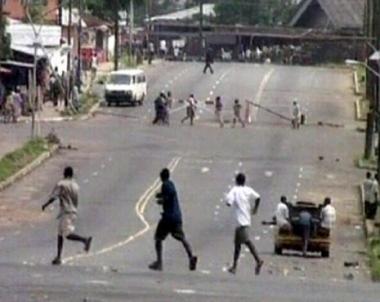 مقتل 4 اشخاص في صدامات بين المسلمين والمسيحيين في ليبيريا