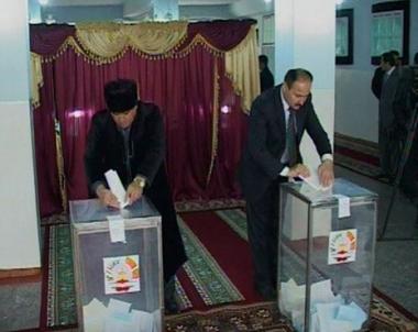 نسبة إقبال عالية في انتخابات طاجيكستان البرلمانية