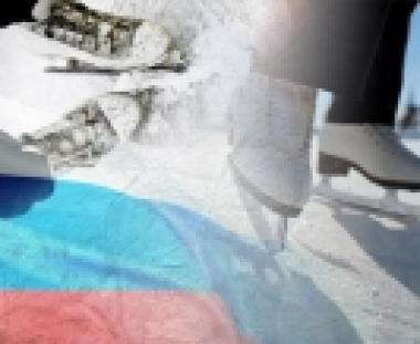 اشهر رياضي التزحلق على الجليد