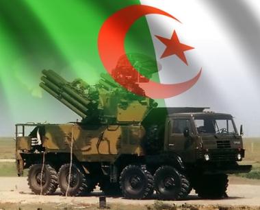 نظام الدفاع الجوي الصاروخي المدفعي - بانتسير - اس 1 ( pantsir-s1 ) للدفاع الجوي الجزائري + صور 44607