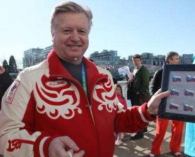 رئيس اللجنة الأولمبية الروسية يقدم استقالته