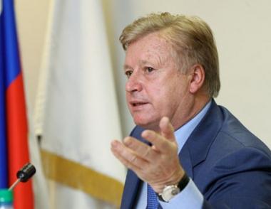 تياغاتشوف يقدم استقالته رسمياً من منصبه رئيسا للجنة الأولمبية الروسية