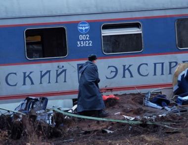 جهاز الامن الفيدرالي: مجموعة الارهابي القتيل سعيد بورياتسكي هي التي فجرت قطار