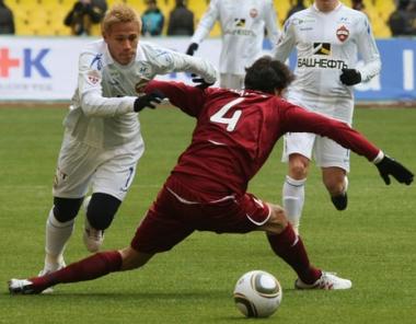 روبين بطلاً لكأس السوبر الروسية لكرة القدم