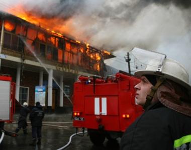 مقتل شخص نتيجة حريق في نادي ليلي بموسكو
