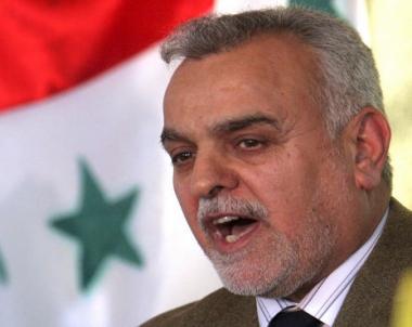 الهاشمي يرغب ان يكون رئيس العراق عربيا