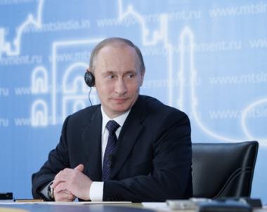 بوتين: روسيا والهند يرغبان بتطوير التعاون في استخدام الطاقة الذرية للاغراض السلمية