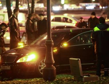 هجوم على دورية للشرطة غرب موسكو