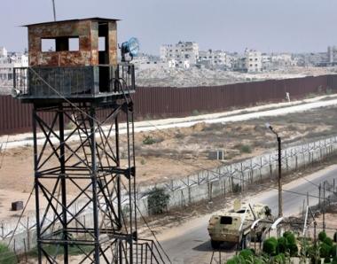 السلطات المصرية تلقي القبض على مواطن اسرائيلي قرب الحدود