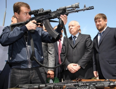 مدفيديف: الارهاب لا يزال احد اكبر الاخطار على امن المواطنين الروس