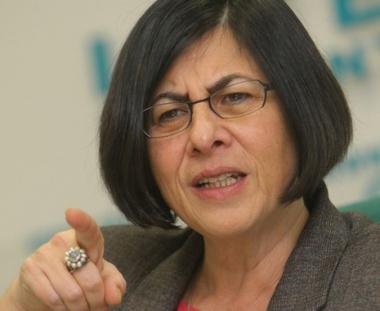 السفيرة الاسرائيلية لدى موسكو: تل ابيب لا تستعد لضربة عسكرية على ايران