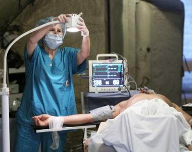 المستشفى الميداني لوزارة الطوارئ الروسية في تشيلي قدم مساعدة طبيبة لعشرات المتضررين نتيجة الزلزالين الاخيرين