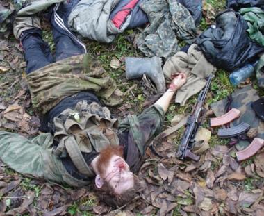 قادروف يعلن عن تصفية اربعة مسلحين من مجموعة مرتزقة عرب في الشيشان